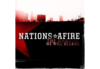 Nations Afire - The Ghosts We Will Become - (CD)