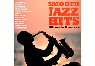 VARIOUS - Smooth Jazz Hits: Ultimate Grooves - (CD)