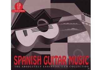 Ramon Montoya - Spanish Guitar Music - (CD)