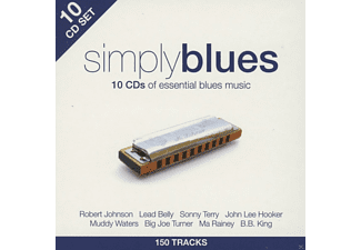 Div Blues - Simply Blues - (CD)