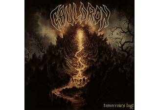 Cauldron - Tomorrow's Lost - (CD)