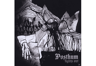 Posthum - Lights Out - (CD)