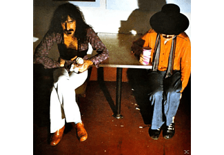 Frank Zappa, Captain Beefheart - Bongo Fury - (CD)