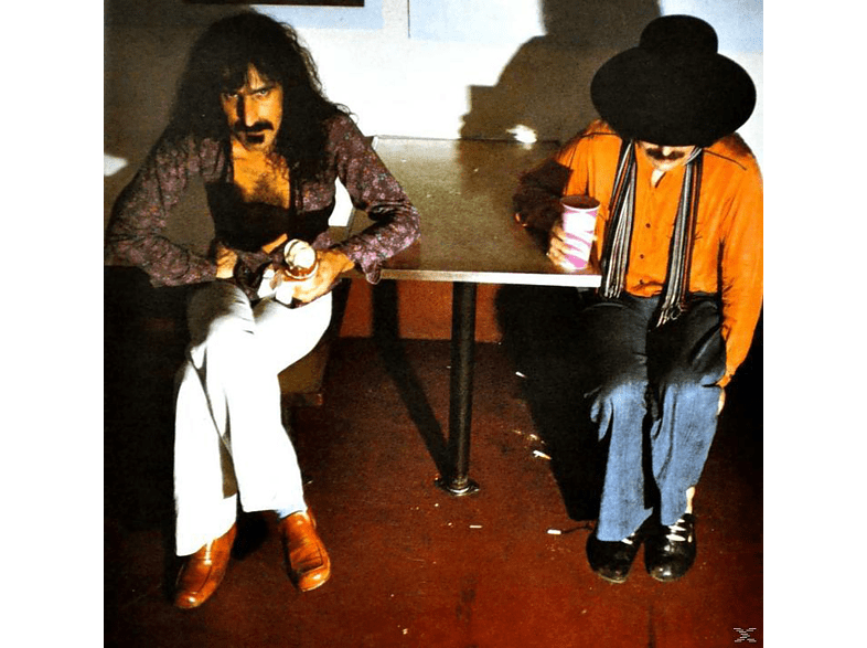 Frank Zappa, Captain Beefheart - Bongo Fury [CD]