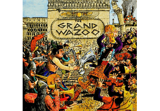 Frank Zappa - The Grand Wazoo - (CD)