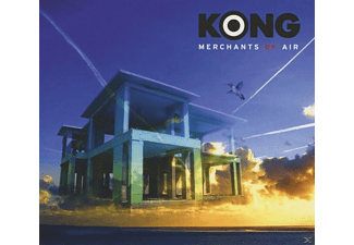 Kong - Merchants Of Air - (CD)