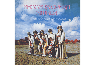 Beggars Opera - Nimbus - The Vertigo Years 1970-1973 - (CD)