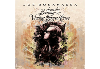 Joe Bonamassa - An Acoustic Evening At The Vienna Opera - (Vinyl)