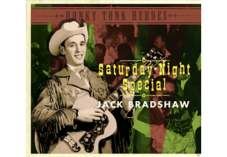 Billy Bradshaw - Saturday Night Special / Honky Tonk Heroes - (CD)