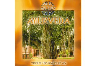 Guru Atman - Ayurveda - Music In The Rhythm Of Joy - (CD)