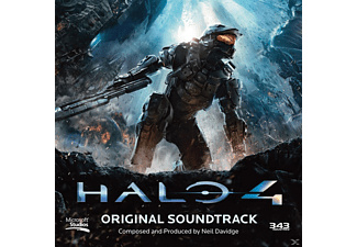 O.S.T. - Halo 4 (Original Soundtrack) - (CD)