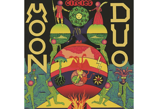 Moon Duo - Circles [CD]