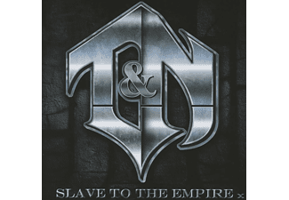 T&N - Slave To The Empire - (CD)