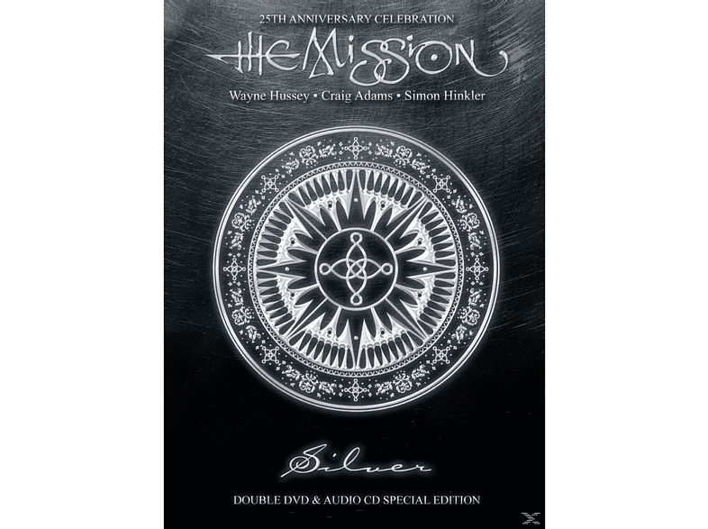 The Mission - Silver [DVD]