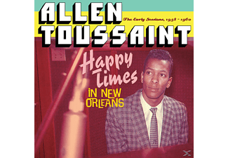 Allen Toussaint - Happy Times In New Orleans - (CD)
