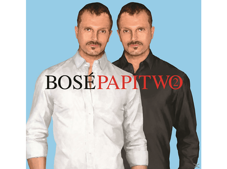 Miguel Bose - Papitwo [CD]