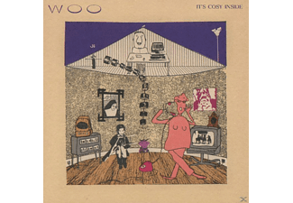 Woo - It's Cosy Inside - (CD)
