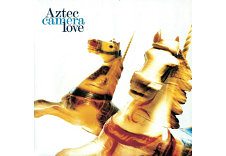 Aztec Camera - Love (Deluxe Edition) - (CD)