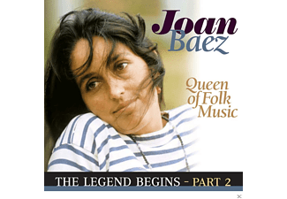 Joan Baez - The Legend Begins - Part 2 - (CD)