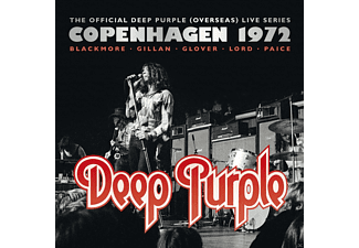 Deep Purple - Copenhagen 1972 [CD]