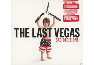 The Last Vegas - Bad Decisions - (CD)