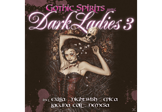 VARIOUS - Gothic Spirits Pres. Dark Ladies 3 - (CD)