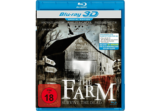 The Farm - Survive the Dead - (3D Blu-ray)
