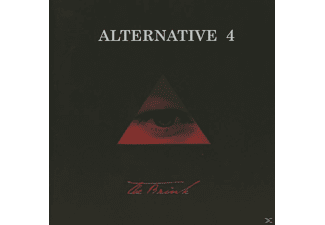 Alternative 4 - The Brink (Re-Release) - (CD)