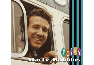 Marty Robbins - Rocks - (CD)