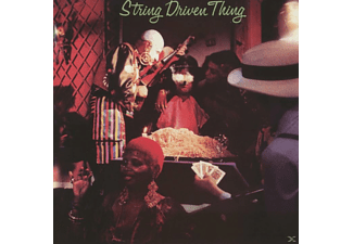 String Driven Thing - String Driven Thing (Remastered Edition) - (CD)
