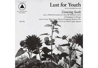 Lust For Youth - Growing Seeds - (CD)