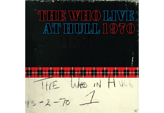 The Who - Live At Hull (Deluxe Edition) - (CD)