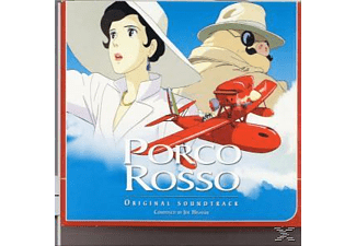 Joe Hisaishi - Porco Rosso (Original Soundtrack) - (CD)