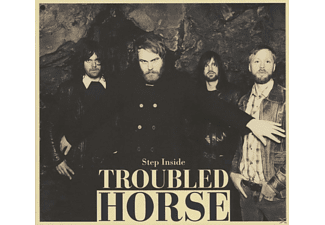 Troubled Horse - Step Inside - (CD)