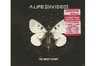 A Life Divided - The Great Escape - (CD)