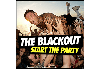 Blackout - Start The Party - (CD)