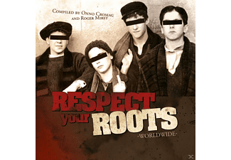 VARIOUS - Respect Your Roots Worldwide - (CD)