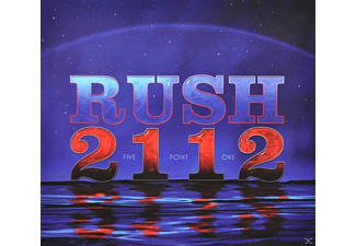 Rush - 2112 (Deluxe Edition) - (CD + DVD)