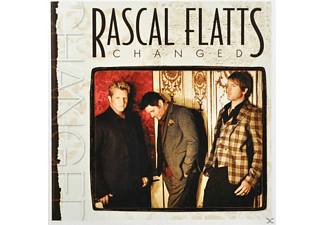 Rascal Flatts - Changed - (CD)