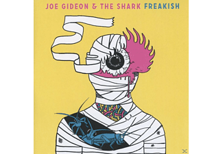 Joe Gideon, Shark - Freakish [CD]