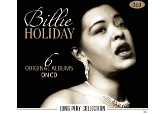 Billie Holiday - Billie Holiday - 6 Original Albums On CD - (CD)