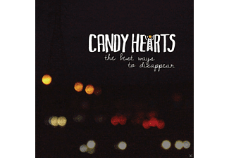 Candy Hearts - The Best Ways To Disappear - (CD)