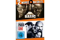 BASIC/FROM PARIS WITH LOVE [DVD]