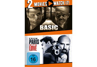 BASIC/FROM PARIS WITH LOVE - (DVD)