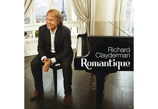 Richard Clayderman - Romantique - (CD)