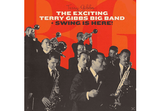 Terry Gibbs - The Exciting Terry Gibbs Big Band - (CD)