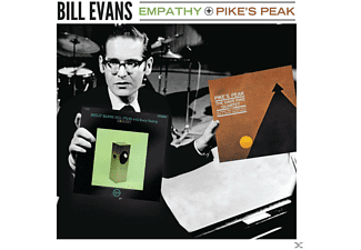 Bill Evans - Empathy + Pike's Peak - (CD)