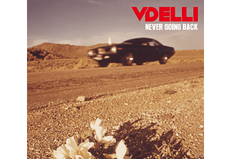 Vdelli - Never Going Back - (CD)