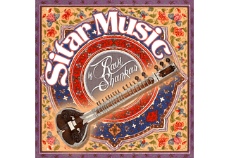 Ravi Shankar - Sitar Music From India - (CD)