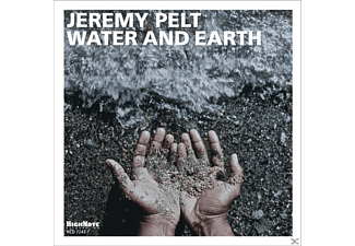 Jeremy Pelt - Water And Earth - (CD)